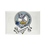 Drummond Clan Badge Rectangle Magnet (10 pack)