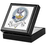 Drummond Clan Badge Keepsake Box