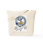 Drummond Clan Badge Tote Bag