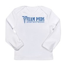 Team Peds SGH Long Sleeve Infant T-Shirt