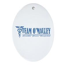 Team O'Malley SGH Ornament (Oval)