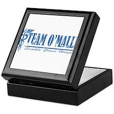 Team O'Malley SGH Keepsake Box