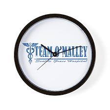 Team O'Malley SGH Wall Clock