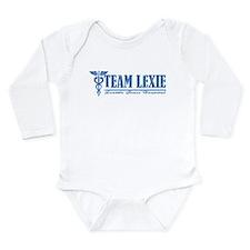 Team Lexie SGH Long Sleeve Infant Bodysuit
