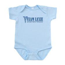 Team Lexie SGH Infant Bodysuit