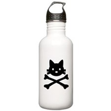 Kitty X-Bones by Rotem Gear Water Bottle