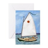 Catboat Greeting Cards (Pk of 10)
