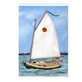 Catboat Postcards (Package of 8)