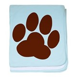 Friendly Paws baby blanket