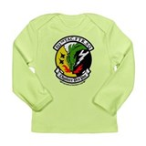 512th TFS Long Sleeve Infant T-Shirt