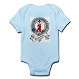 Crawford Clan Badge Infant Creeper