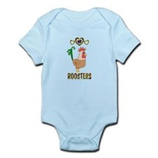 Rooster Infant Bodysuit