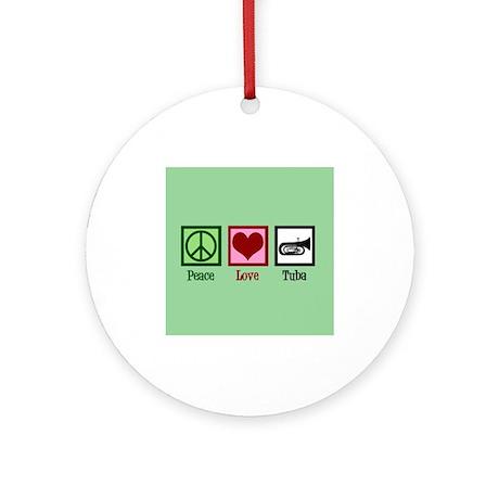 Peace Love Turtle iPad Case
