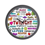 Twilight V3 Wall Clock