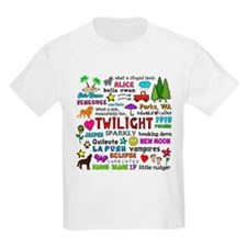 Twilight V3 Kids Light T-Shirt