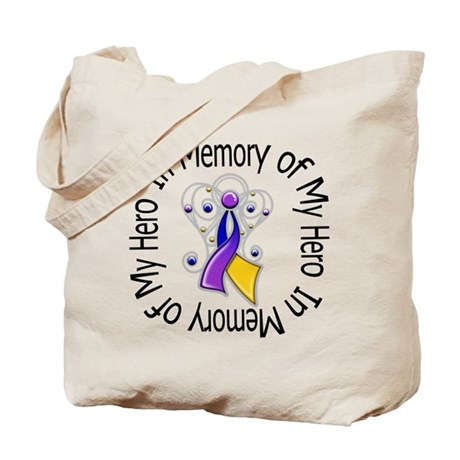 In Memory - Bladder Cancer Tote Bag