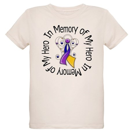 In Memory - Bladder Cancer Organic Kids T-Shirt