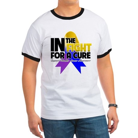 In The Fight - Bladder Cancer Ringer T