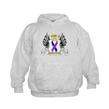 Survivor - Bladder Cancer Hoodie