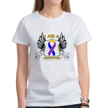 Survivor - Bladder Cancer Women's T-Shirt