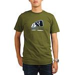 SwitchYard Organic Men's T-Shirt (dark)