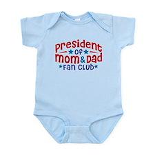 MOM & DAD FAN CLUB Infant Bodysuit
