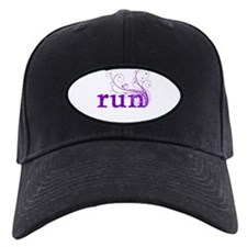 run Baseball Cap