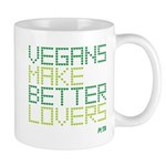 Vegans Make Better Lovers Mug