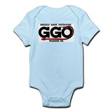 Grizzly Gary Outdoors Hook Infant Bodysuit