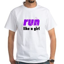 run like a girl Shirt