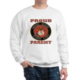 Proud Marine Parent Sweatshirt
