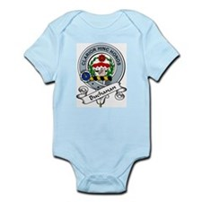 Buchanan Clan Badge Infant Creeper