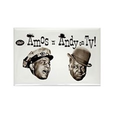 Amos 'n' Andy Rectangle Magnet