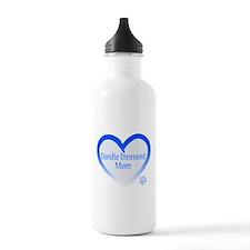 Cute Dandie dinmont terrier Sports Water Bottle