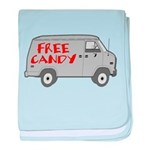 Free Candy baby blanket