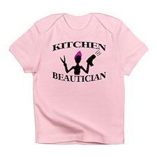 Kitchen Beautician Infant T-Shirt