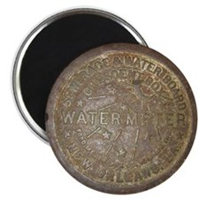 "Original Meter Cover 2.25"" Magnet (10 pack)"