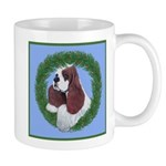 Christmas Cocker Spaniel Mug