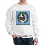 Christmas Cocker Spaniel Sweatshirt
