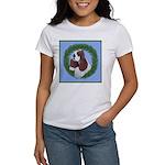 Christmas Cocker Spaniel Women's T-Shirt