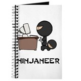 Unique Ninja Journal