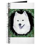 Christmas Samoyed Journal