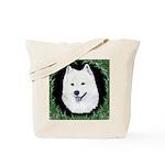 Christmas Samoyed Tote Bag