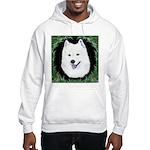 Christmas Samoyed Hooded Sweatshirt