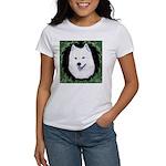 Christmas Samoyed Women's T-Shirt