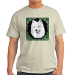 Christmas Samoyed Light T-Shirt