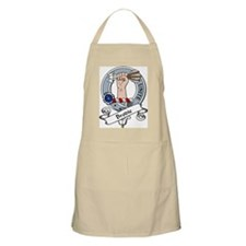 Brodie Clan Badge BBQ Apron