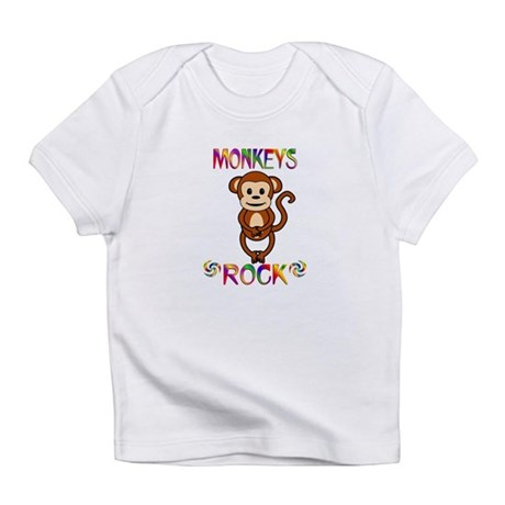 Monkey Infant T-Shirt