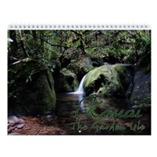 Kauai Wall Calendar