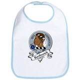 Borthwick Clan Badge Bib